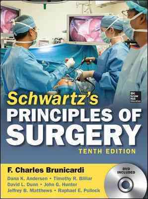 Schwartz's Principles of Surgery By Brunicardi, F. Charles/ Andersen, Dana/ Billiar, Timothy/ Dunn, David/ Hunter, John