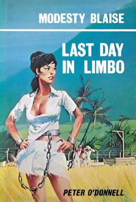 Last Day in Limbo By O'Donnell, Peter